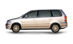 Mitsubishi Space Wagon (2003)