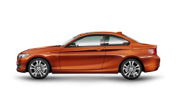 BMW-2 series coupe-2014