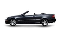 Mercedes-Benz CLK Cabrio (2005)