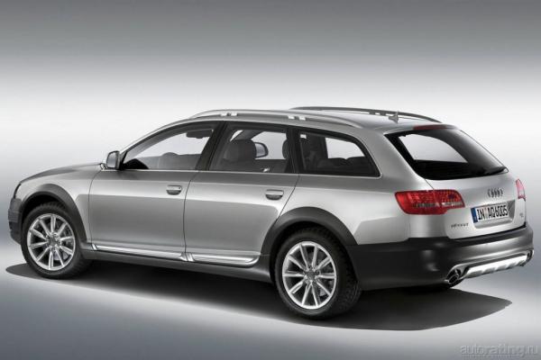 Audi Allroad 4.2 Qattro
