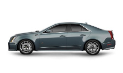 Cadillac CTC-V (2012)
