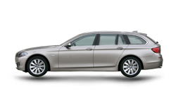 BMW 5 series touring (2010)