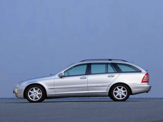 Тест-драйв Mersedes-Benz C-class