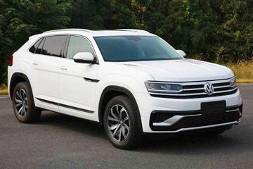 Пятиместный Volkswagen Teramont засветился в Сети