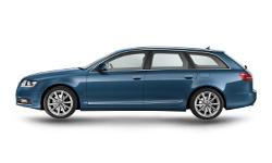 Audi A6 Avant (2008)