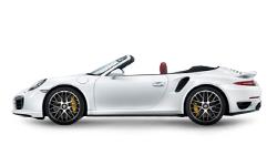 Porsche 911 Cabrio 2011