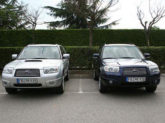 Subaru Forester: 50000 км