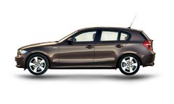 BMW 1 series 5-doors (2008)