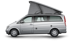 Mercedes-Benz Viano Marco Polo Westfalia (2006)