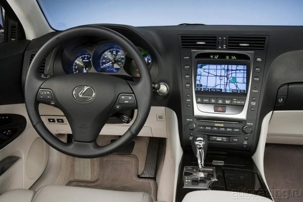Бизнес-класс без стюардессы / Тест-Драйв Lexus GS 460