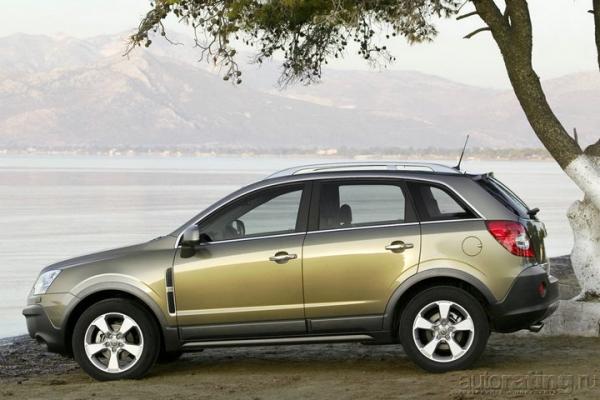 Образцовый горожанин / Тест-драйв Opel Antara