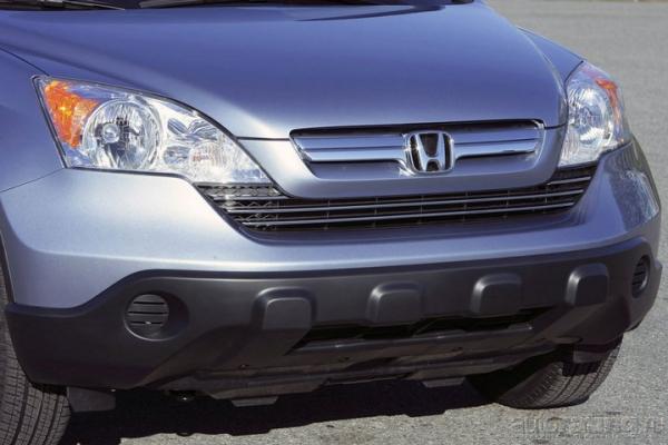 Кроссовер в стиле спорткупе / Тест-драйв Honda CR-V