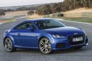 Купе и родстер Audi TT получили 180- сильный мотор