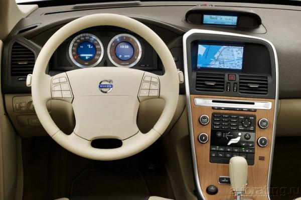 Неодолимая сила / Тест-драйв Volvo XC60