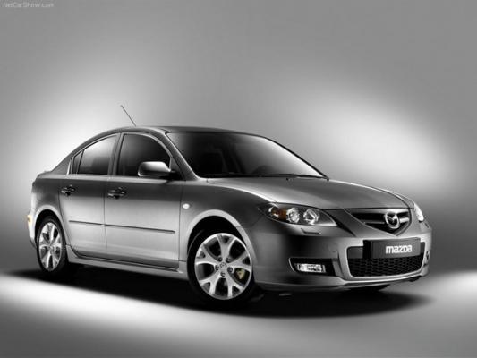 Не трогаться, а стартовать / Тест-драйв Mazda 3 / Мазда 3