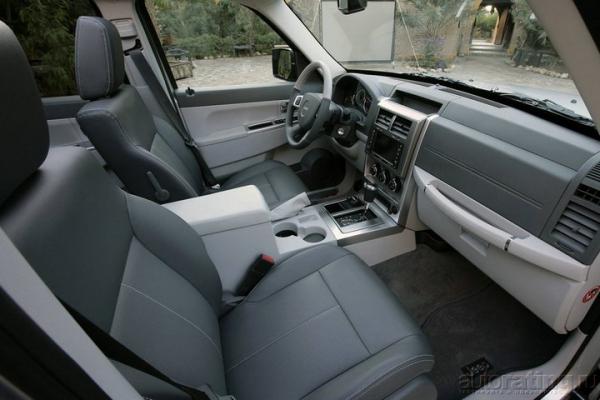 Вождь вернулся / Тест-драйв Jeep Cherokee