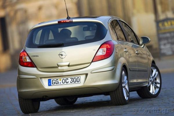 Адреналинчик / Тест-драйв Opel Corsa OPC