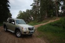 Mazda BT-50: по путям-дорогам фронтовым