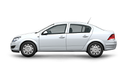 Opel-Astra Sedan-2007