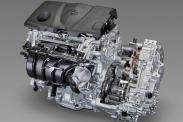 """Toyota разработала новый двигатель и десятиступенчатый """"автомат"""""""