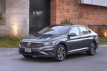 Volkswagen приступил к продажам Jetta