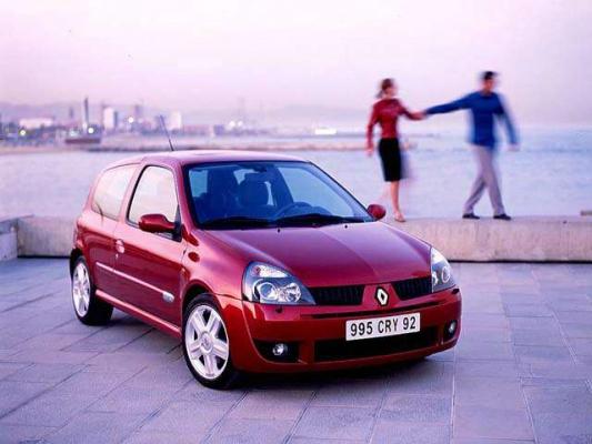 Renault Twingo компакт со спортивным духом