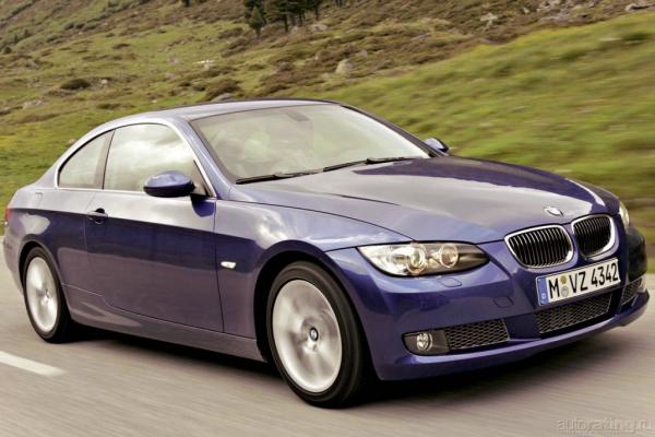 Не просто купе. Семейство BMW 3-й серии стало шире