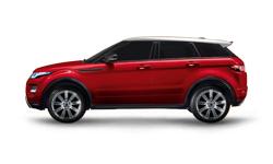 Range Rover Evoque (2011)