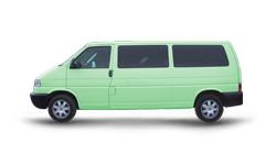 Volkswagen Transporter (2003)