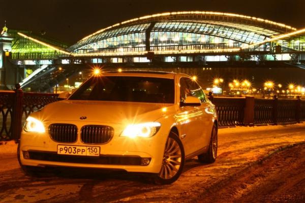 Старший брат / Тест-драйв BMW 7 series