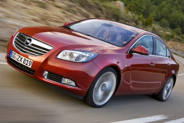 Экстрим и реалии / Тест-Драйв Opel Insignia