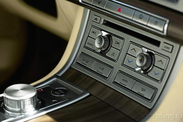 Х-файл / Тест-драйв Jaguar XF