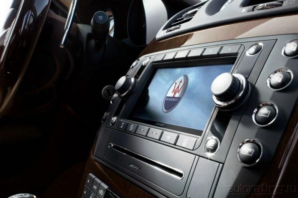 Автоматизация адреналина / Тест-драйв Maserati Quattroporte Automatic