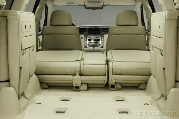 Три тонны роскоши. Lexus LX 570