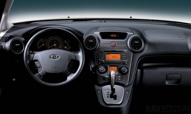 Kia Carens  и  Ford S-MAX