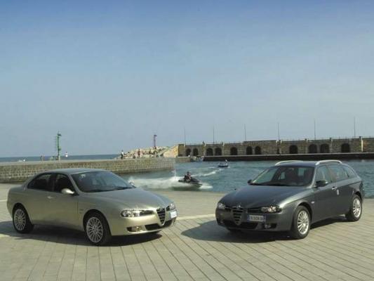 Вагон красоты и спорта / Тест-драйв Alfa Romeo 159 Sportwagon