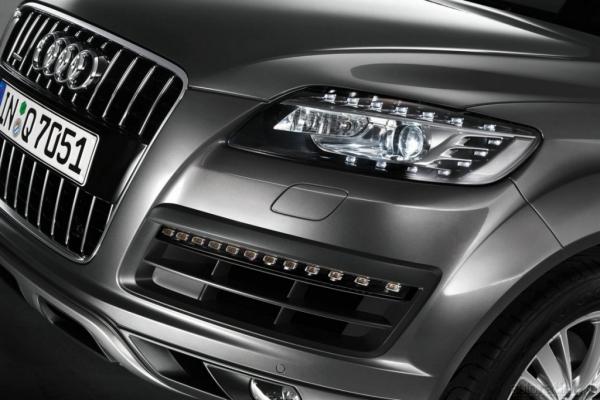 Новая букава в алфавите Audi