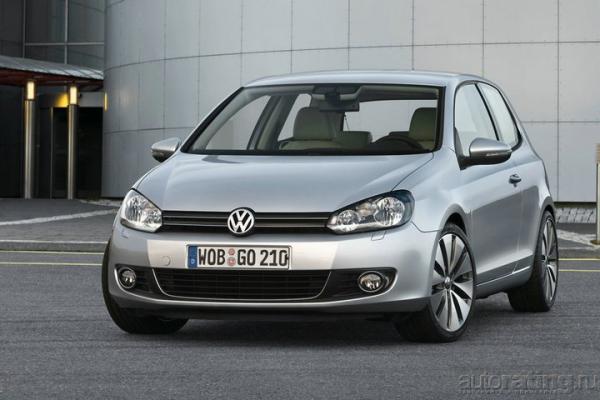 Я - легенда / Тест-драйв Volkswagen Golf VI