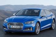 Озвучены рублевые цены на новые Audi A5 Sportback и S5 Sportback