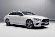 Озвучены цены на новый Mercedes-Benz CLS