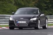 В Нюрбургринге замечен Audi TT RS