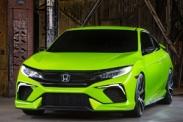 Honda Civic нового поколения
