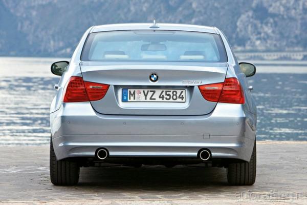 O'zapft is! / Тест-драйв BMW 3 series
