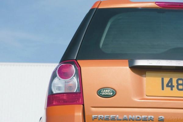 Выключатель / Тест-Драйв Land Rover Freelander 2