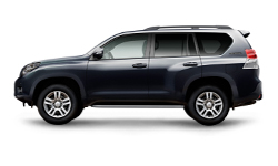 Toyota-Land Cruiser Prado-2009