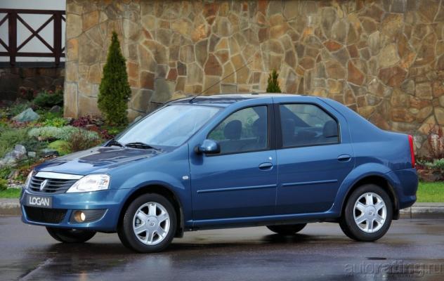 Новая кровь / Тест-драйв Hyundai Accent, FIAT Albea и Renault Logan