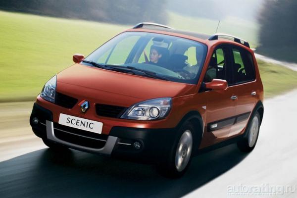 Механический апельсин / Тест-драйв Renault Scenic Conquest
