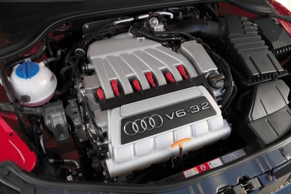 Провокатор. однозначно! / Тест-драйв Audi TT