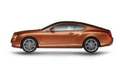 Bentley Continental GT (2009)