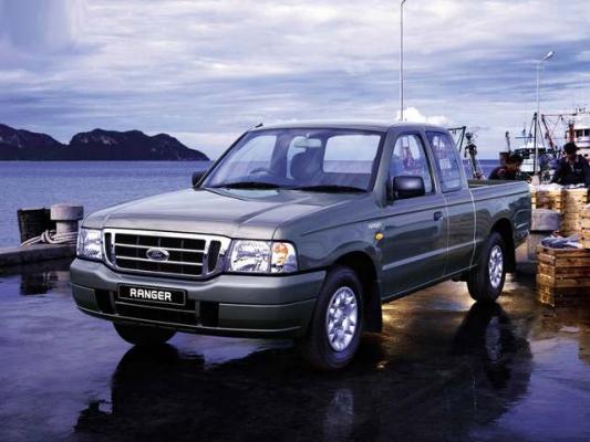 Найдите десять отличий нового Ford Ranger от Mazda BT-50